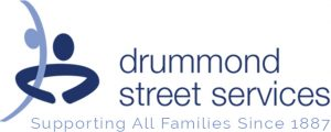 Homepage- drummond street services, supporting all families since 1887 - logo