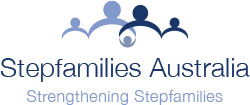Homepage - Stepfamilies Australia, Strengthening Stepfamilies - logo