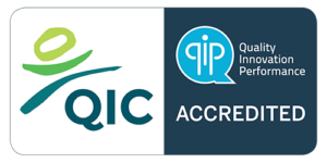 Quality Innovation Performance Accreditation logo